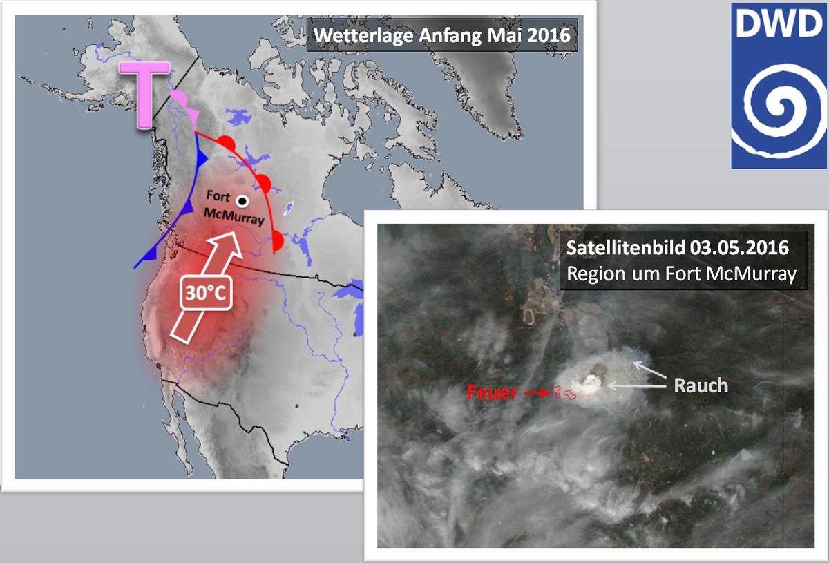 Waldbrände Alaska Karte.Ungewöhnlich Frühe Waldbrände In Kanada Wetterdienst De