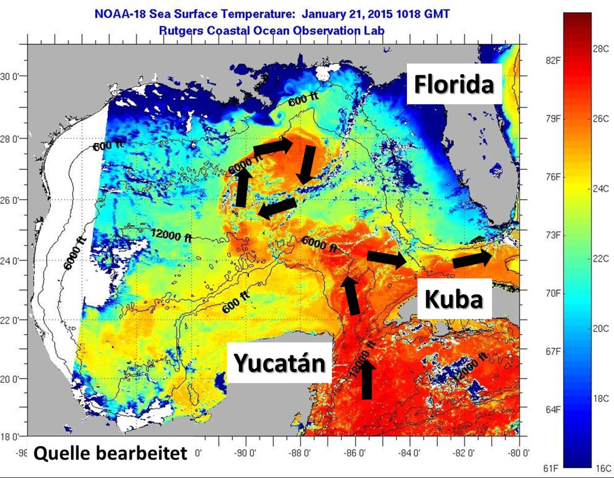 Die Ölpest im Golf von Mexiko wurde durch die Explosion der Ölbohrplattform Deepwater Horizon am April ausgelöst und ist eine der schwersten Umweltkatastrophen dieser Art.